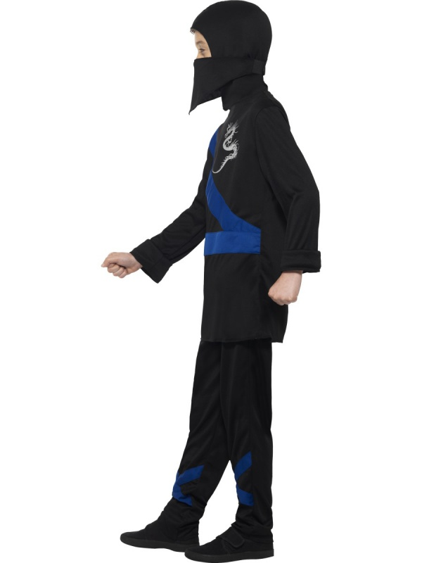 024ed93e20a9 E-shop   Karnevalové kostýmy   Kostýmy pre deti   Kostýmy pre chlapcov   Detský  kostým Ninja čierny