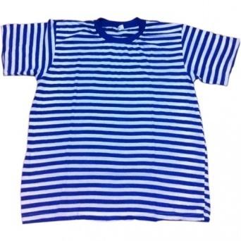 52bbd2af8840 Námornícke tričko - modré pruhy - Party-Store.sk