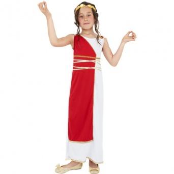 d4f6e2395 Detský kostým pre dievča - Rimanka - Party-Store.sk