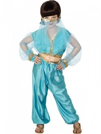 679837ed6e37 Detský kostým pre dievčatá - Orientálna tanečnica - Party-Store.sk