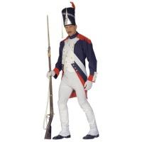Kostým pre mužov - Vojak-18. storočie eca62d3f08d