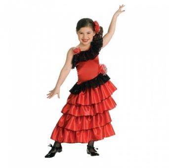 1cdb8e53bde9 Detský kostým pre dievča - Španielska tanečnica - Party-Store.sk