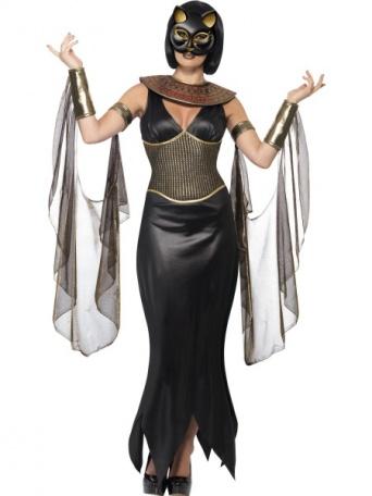 Kostým pre ženy - Bastet egyptská mýtická bohyňa 5c13e4eab11