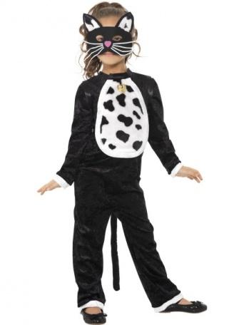 Detský kostým pre dievča - Mačička - Party-Store.sk 77f32b0a833